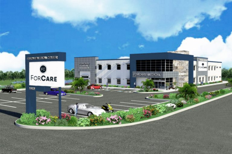 ForCare Medical Center locations East Tampa Bay Florida