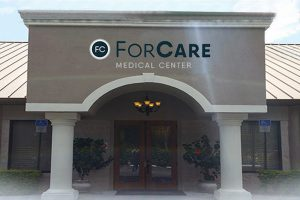 ForCare Medical Center locations West Tampa Bay Florida
